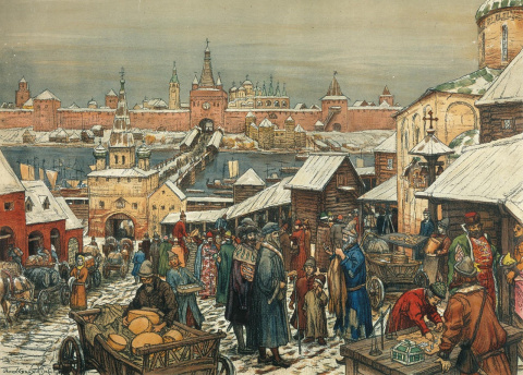 Главные загадки истории Великого Новгорода