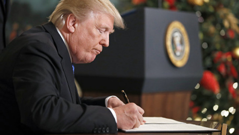 Эксперты из США рассказали о последствиях решения Трампа по Иерусалиму