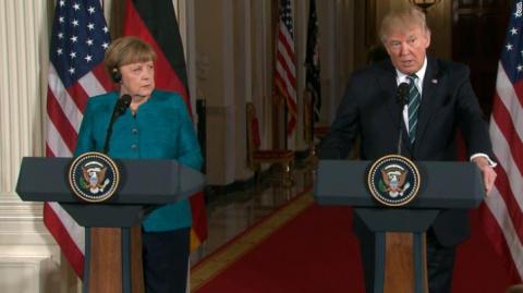 Германия ответила Трампу на заявление о долге перед НАТО