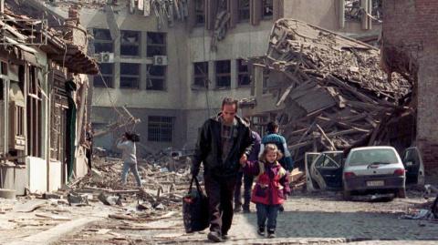 «НАТО пыталось вернуть сербо…