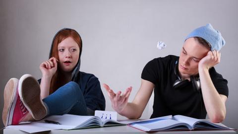 Если у подростка проблемы с учебой