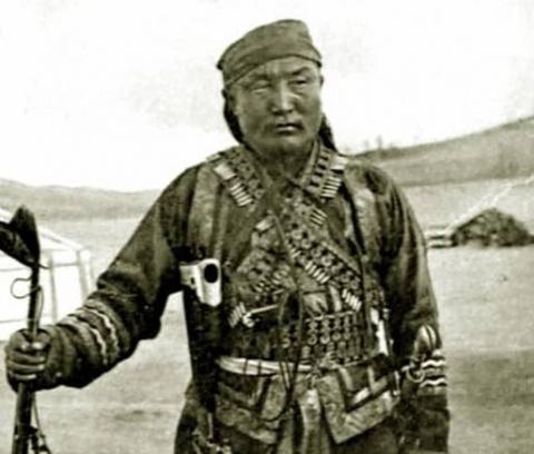 """Ликвидация """"монгольского бог…"""