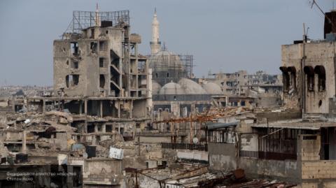 Теракт в Хомсе: 35 погибших …