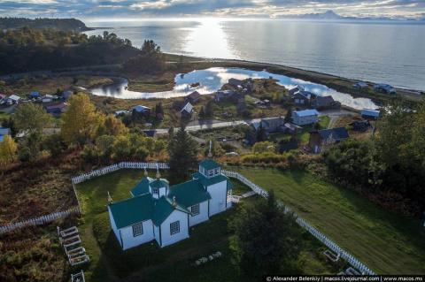 Аляска-Чукотка. Жизнь на двух берегах