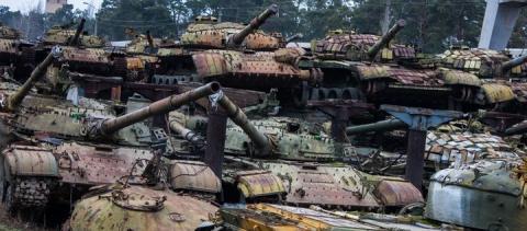 Таиланд окончательно хоронит бронетанковые надежды Украины