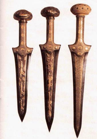 Бронзовый век и его оружие