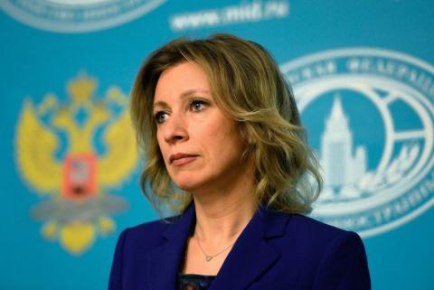 Захарова ответила на заявлен…