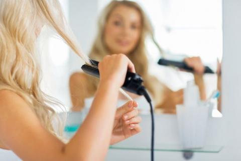 Утюжок для выпрямления волос…