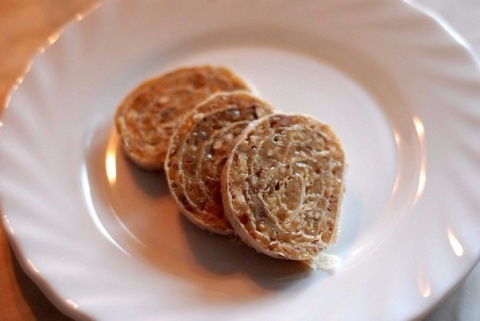 Рулетик с орехами — вкус нео…