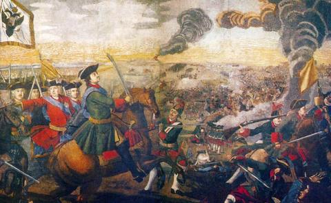 Полтавская битва: как Петр I…
