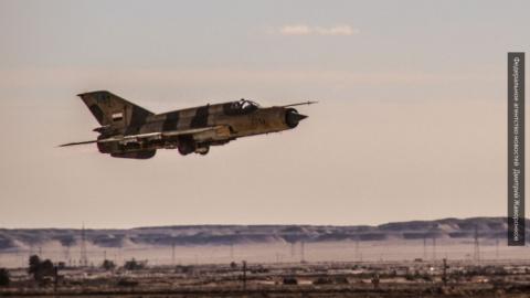 Месть Асада: что бомбят ВВС …