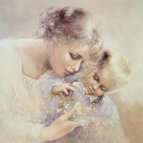 Светлое творчество Lucia Sarto