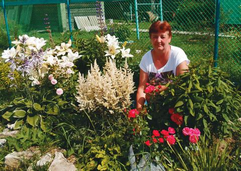 Природный огород моей мамы