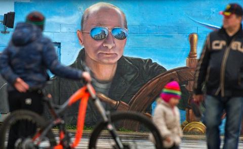 В гонке за Крым Путин был быстрее. «Политика», Сербия