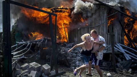 Бандеровский террор: реальная угроза или картонная война. Андрей Бабицкий