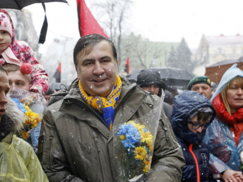 Михаил Саакашвили объявил ча…