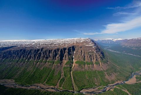 Россия: плато Путорана