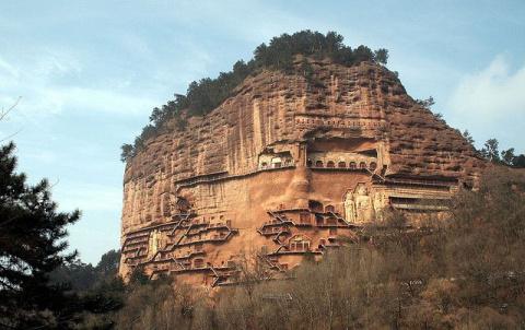 Пещеры Майцзишань. Сокровище Китая