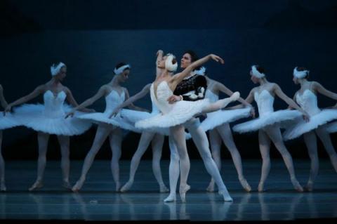 """День одного балета. """"Лебедин…"""