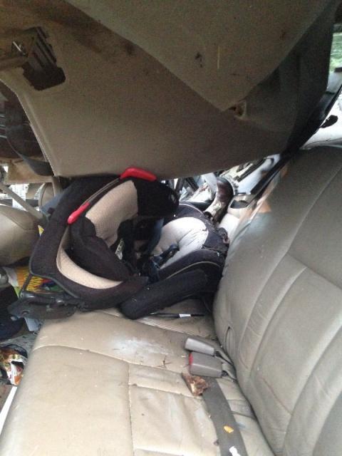 Если вы ездите в машине с ребенком, вы просто обязаны увидеть эти фото