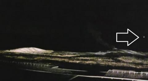 Супервулкан Йеллоустон под присмотром НЛО?