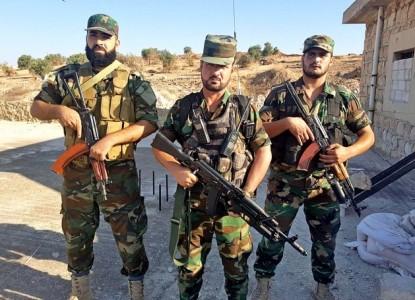 Охота на ястребов: сирийский…