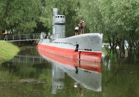 Угон подводной лодки или все…