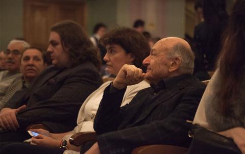 В «Ленкоме» покажут спектакль по прозе Михаила Жванецкого