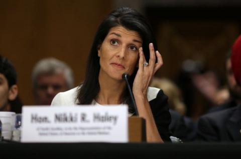 Постпред США в ООН: Трамп ви…