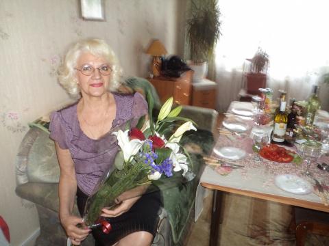Алла Щенева (Белоусова)