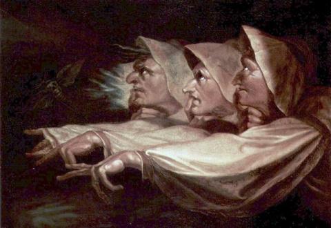 Ведьмы из Арраса