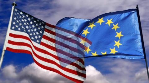 Переговоры ЕС и США о свобод…