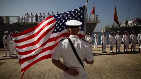На Украине появится база ВМС США