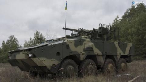 Укроборонпром показал испыта…