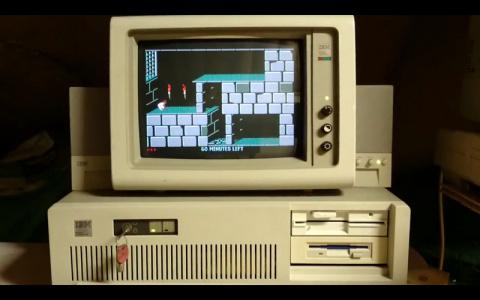 Как создавалась легендарная игра Prince of Persia