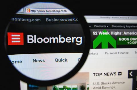 Bloomberg прогнозирует рост …