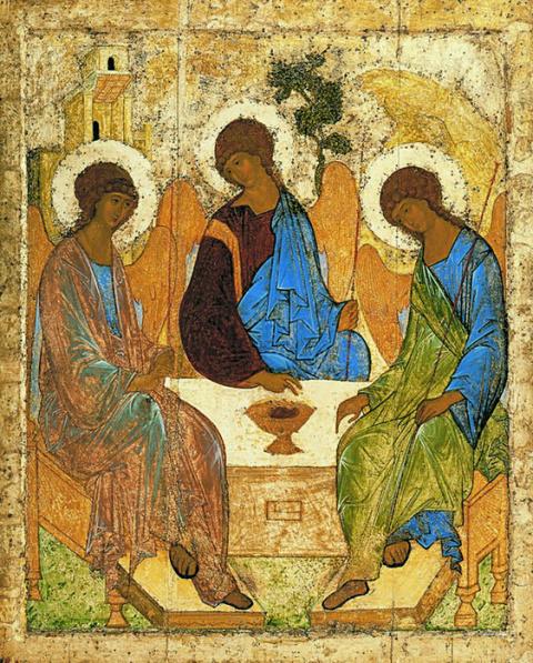 Тайны великих картин: «Троица»