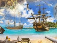 Пираты встречают Новый год