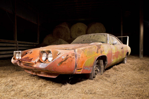 Dodge Daytona простоявший в …