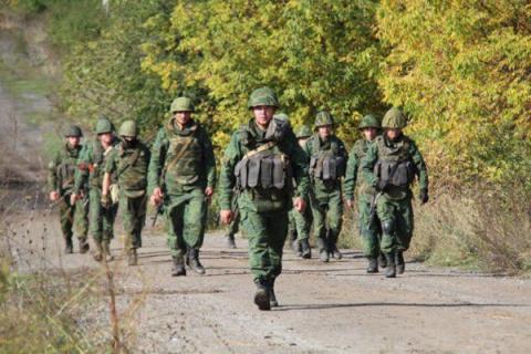 Солдаты ВСУ переходят на сто…