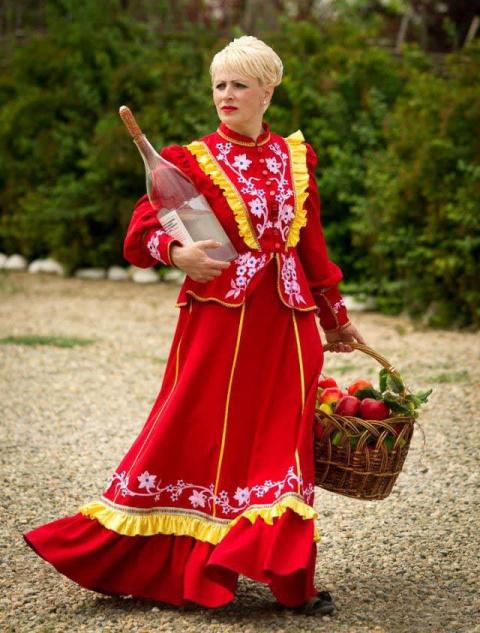 Всё вокруг мое, родное: картинки современной российской жизни