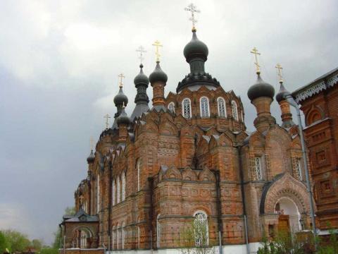 Шамордино - жемчужина Святой Руси