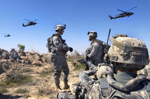 Генерал США: Придется объявить войну Сирии и России