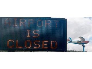 Зачем ЕС закрывает аэропорты…