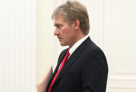 В Кремле назвали политизированным отказ от проведения в Сочи ЧМ по бобслею