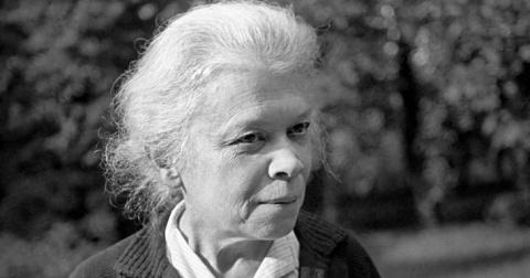 Какой была мать Ленина?