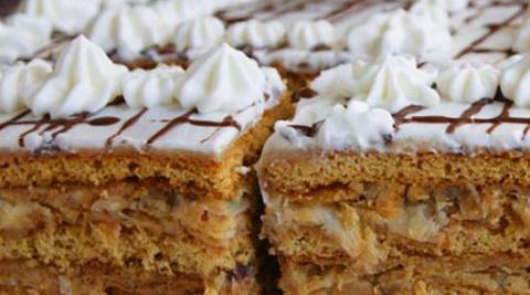 Торт «Арлекин»- вкуснейший с…
