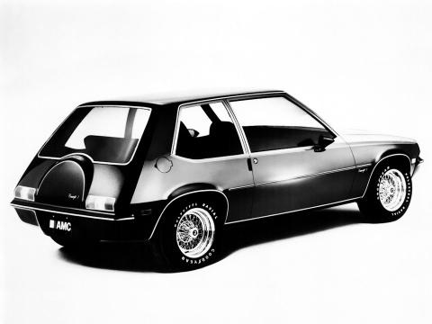 Шесть выстрелов вхолостую: мрачные концепт-кары American Motors 1977 года