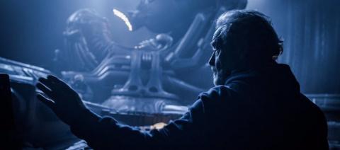 """Ридли Скотт: """"Встреча с пришельцами вряд ли закончится хэппи-эндом"""""""