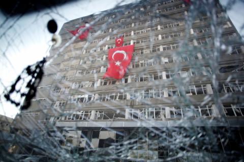 Турцкие СМИ раскрыли подробности участия США в путче
